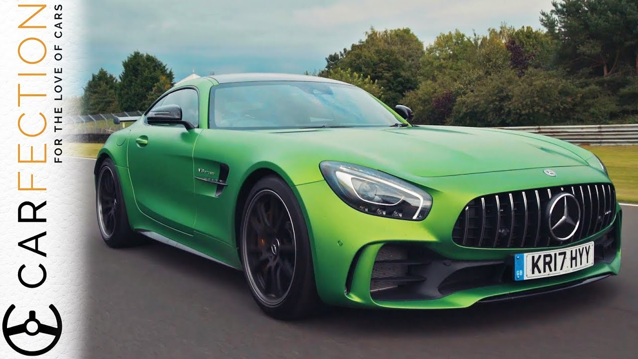 Mercedes-AMG GT R vs Mercedes-AMG E63 S: Two Cars One Engine - Carfection