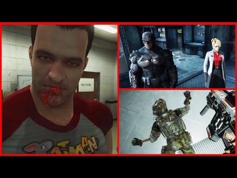 Hidden Video Game Details #2 (Batman: Arkham Origins, Titanfall 2, The Sims 4 & More) |