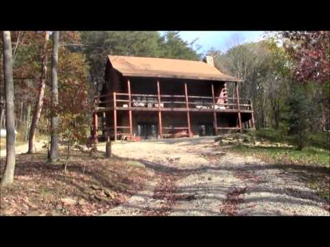 Discover a world away with Cabins in Hocking