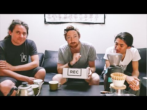 COFFEE CHATS + UNBOXING: How To Move Abroad With Coffee FT. Chad + Nigel