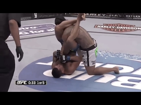 Top 5 Armbar Submission In UFC