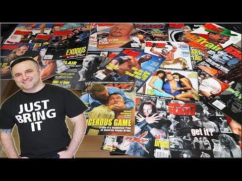 Hobby-Off Haul: WWF/WWE Attitude Era Magazines!