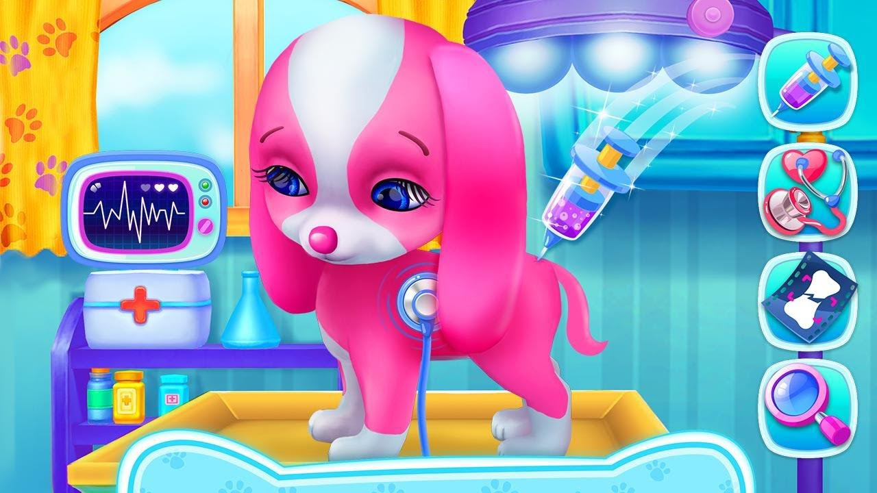 Cute Puppy Love My Dream Pet Full Episode Game for Kids