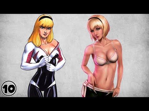Top 10 Spider-Gwen Surprising Facts