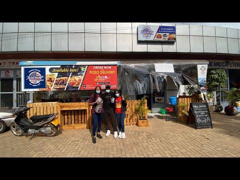 ? From Florida to opening an American Cuisine restaurant in Kigali, Rwanda | Yahudah Kitchen