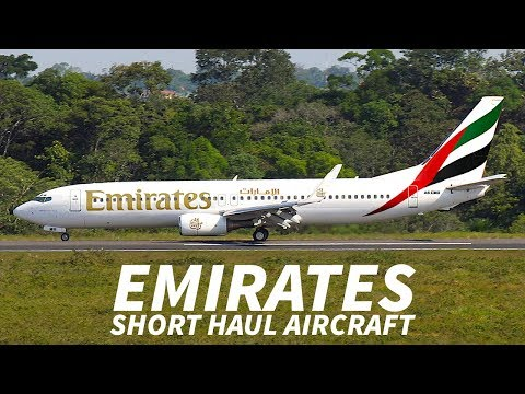 Why Don't EMIRATES Operate SHORT HAUL AIRCRAFT?
