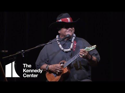 Ledward Kaapana - Millennium Stage (July 5, 2017)