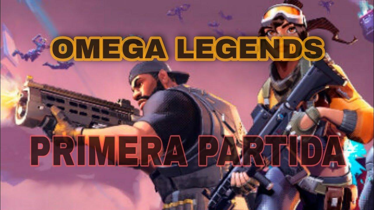 Primera partida de Omega Legends!! ~Omega Legends~
