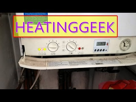 Biasi Boiler Repair. Red Light. HeatingGeek