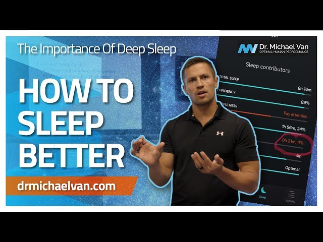 The Importance of Deep Sleep: The Science of How To Sleep Better [2019]