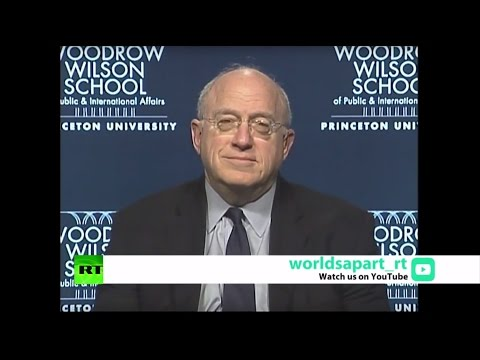 HAND OVER FIST? Daniel Kurtzer, Professor of Middle East policy studies, Princeton University