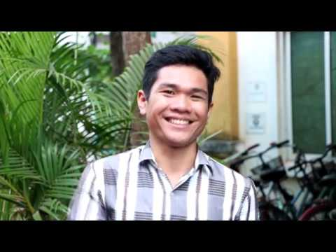 Phearith Khann - Scholarship Student - Cambodia Ireland Exchange 2018