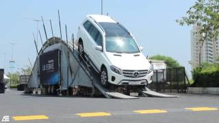 Mercedes Benz Luxe Drive 2016 Ahmedabad | Autocyclo