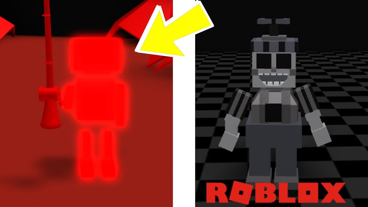 Roblox Custom Night Rp Finding All Secret Animatronics And Badges In Roblox Ultimate Custom Night Rp Youtube