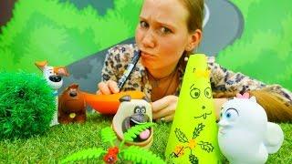 Мультики и видео для детей на ютьюб: детские поделки