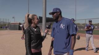 Lorenzo Cain Explains What He Does With His Glove After The Season