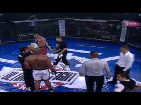 Bob Sapp vs. Dusan Panajotovic ULTIMATE FIGHT - Belgrade Serbia UFC