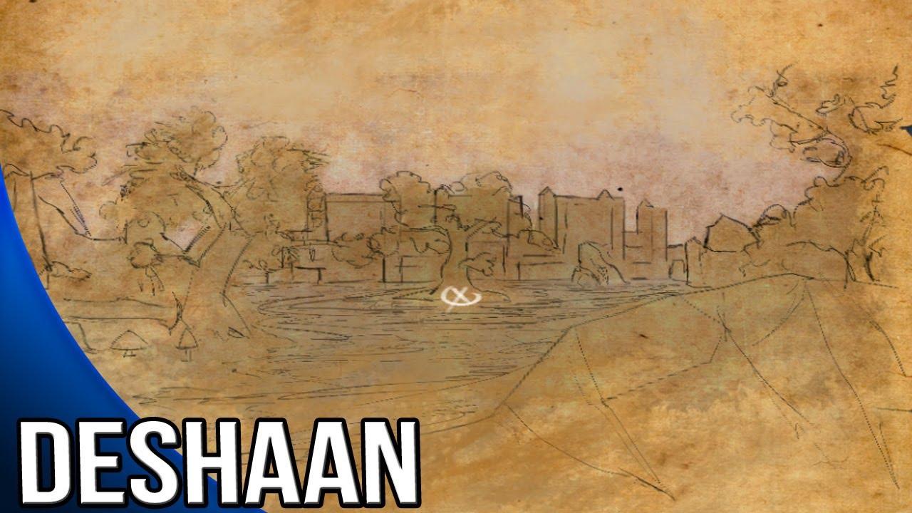 Deshaan Ce Treasure Map Deshaan CE Treasure Map Guide   The Elder Scrolls Online   YouTube Deshaan Ce Treasure Map