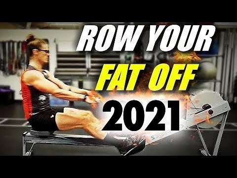 best rowing fatburning workout  2020  youtube