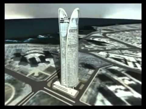 من مشاريع الشركة الجديدالمزمع تنفيدها برج طرابلس