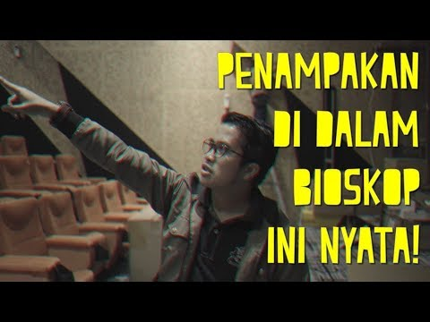 TAK DISANGKA! INILAH PENAMPAKAN DI DALAM BIOSKOP BANDUNG CREATIVE HUB - Cine Crib Goes To Cinema