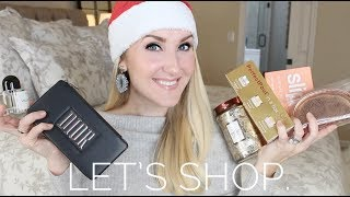HOLIDAY GIFT GUIDE! THE BEST IN BEAUTY GIFTS.