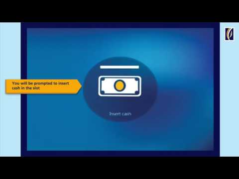 How to deposit cash into Emirates NBD CDMs  طريقة إيداع النق