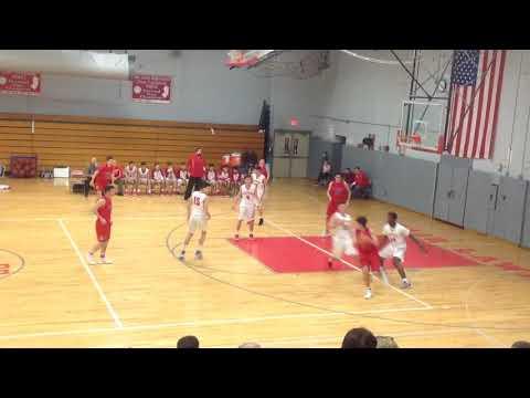 Wall Boys Basketball (77) At Fair Lawn (70), 2/19/18