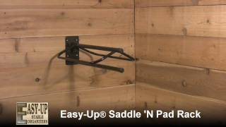 Easy-Up Saddle N' Pad Rack from Schneiders