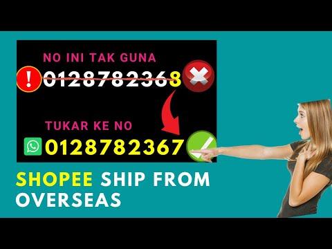 Bongkar Rahsia Shopee Ship From Overseas 100%
