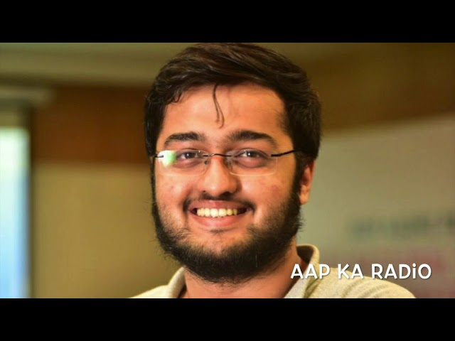 Pro-People Policies and Honest Politics: A New Inning of Akshay Marathe (AKR Ep 38)