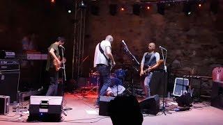 23/07/19 - SbRockTv - The Jackie-O's Farm - On the radio - Live in Fortezza Livorno