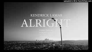 Kendrick Lamar - Alright (Slowed)