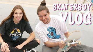 📷 Wir lernen Skateboard fahren am Strand! (Epic Gamer Moment)