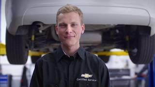 homepage tile video photo for Chevy Cares: Open Road - Certified Service 15 | Chevrolet