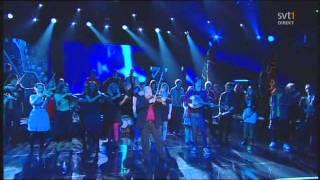 Gränslöst feat. Kalle Moraeus - Dansa i Neon
