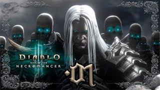Diablo III - Rise of the Necromancer || El Nigromante, Let