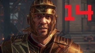 [Part 14] 1080p Ryse Son of Rome Gameplay Walkthrough/Let