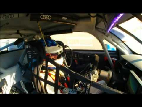 2014 Rolex 24 - #48 Paul Miller Racing Audi R8 Onboard
