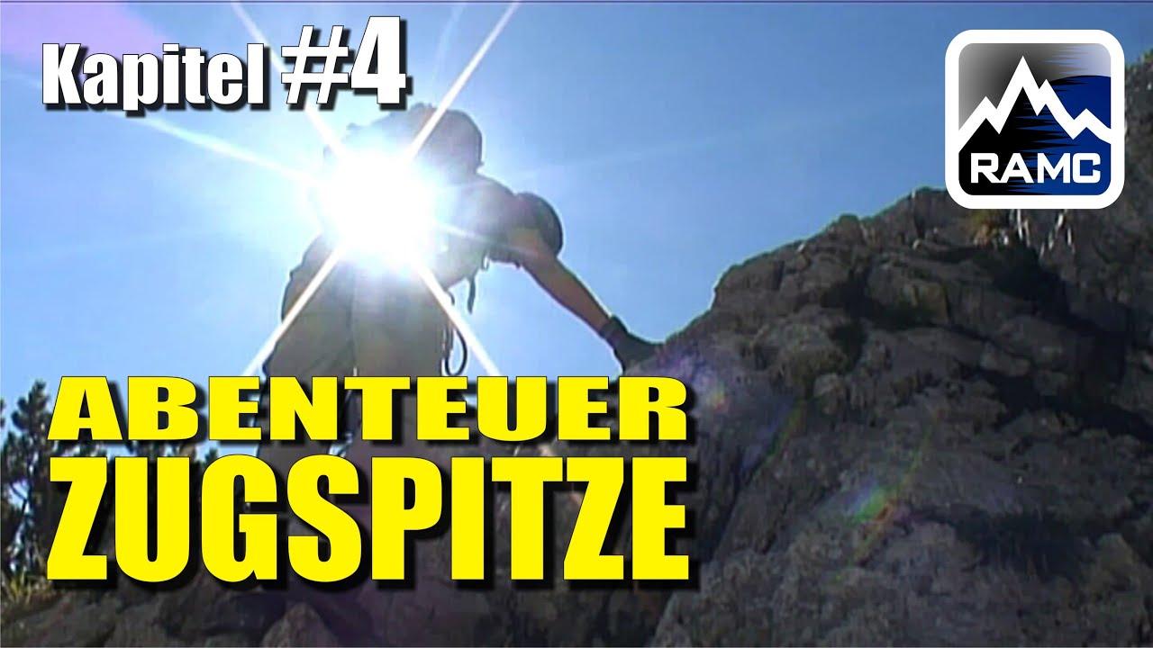 Klettersteig Leiter : Abenteuer zugspitze höllental klettersteig doku brett