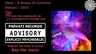 Ulvae - A Dream Of Cymatics