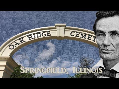 Exploring Oak Ridge Cemetery and Lincoln