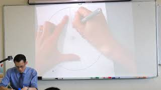 Graphs of Basic Trigonometric Functions (1 of 3: Investigating the unit circle with spaghetti)