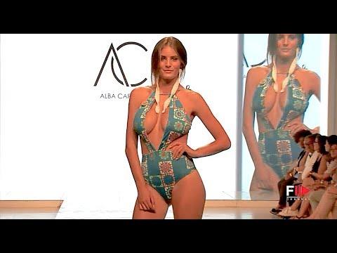 THE LINK Designers of Tomorrow - ALBA CARELLI SS 2018 Maredamare 2017 Florence - Fashion Chan