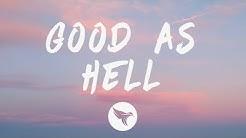 Lizzo - Good as Hell (feat. Ariana Grande) (Lyrics)