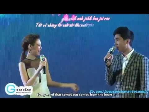 [Vietsub+Kara] Look Om (ATM Lỗi Tình Yêu 2 OST)-Ice Preechaya ft.Ter Chantavit (LIVE)