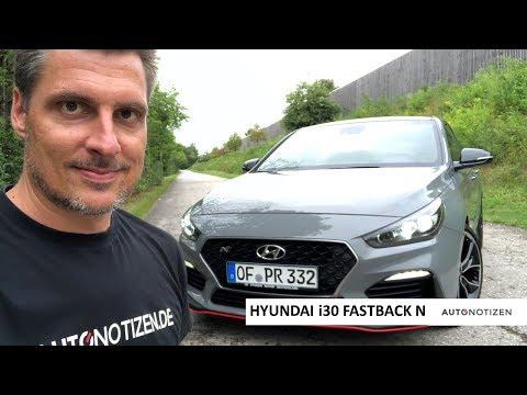 Hyundai I30 Fastback N 2019: Rennstrecke Und Alltag - Review, Test, Fahrbericht