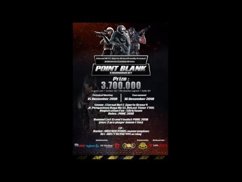 Eternal Net E-Sports Arena Point Blank Tournament