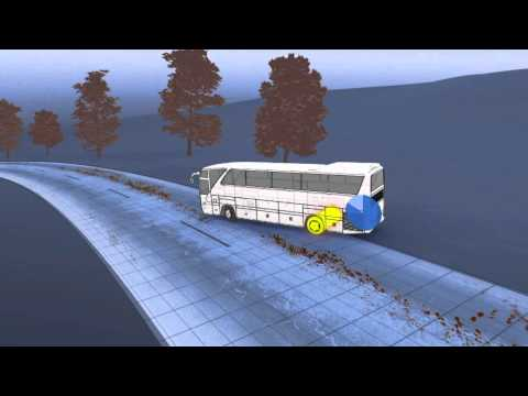 High safety for buses - A contribution of the modern Periodical Technical Inspection