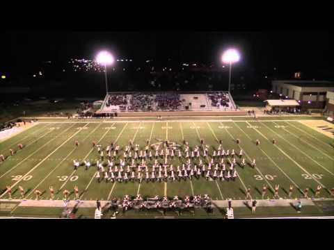 Pearl River Community College Halftime 2015